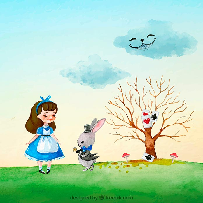 Temas de Festa de 15 Anos Alice no País das Maravilhas