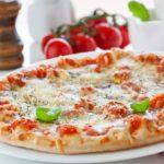 Pizza de Queijo