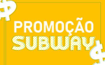Promoção Subway