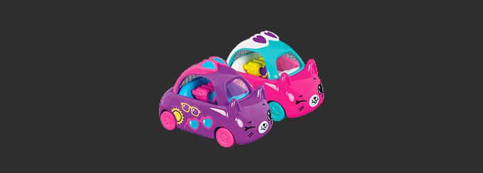 McLanche Feliz Abril 2019 Brinde 02 Shopkins Cutie Cars