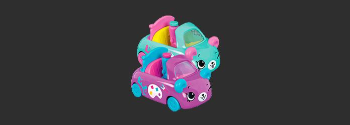 McLanche Feliz Abril 2019 Brinde 03 Shopkins Cutie Cars