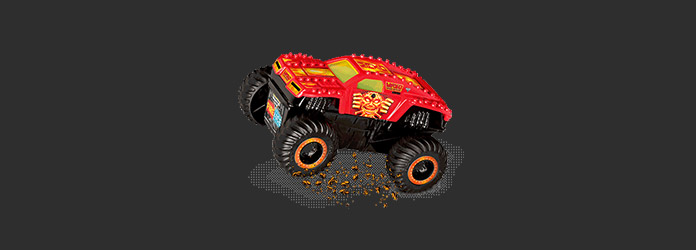 McLanche Feliz Abril 2019 Brinde 04 Monster Jam