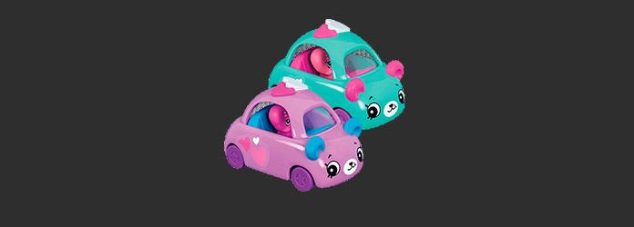 McLanche Feliz Abril 2019 Brinde 04 Shopkins Cutie Cars