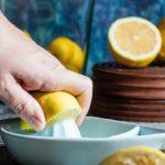 Molhos de Limão