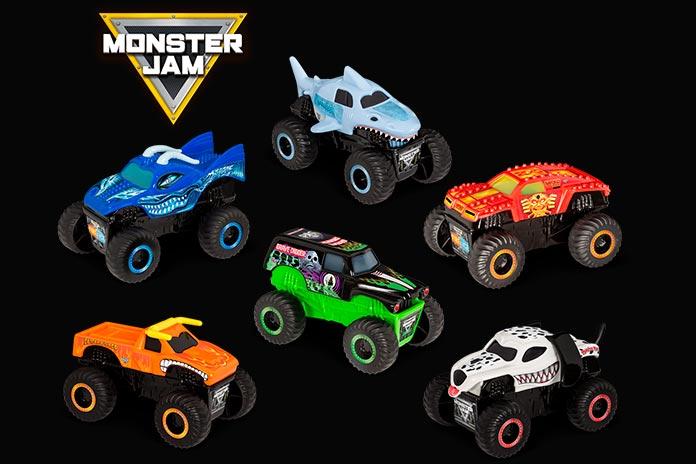 Coleção Monster Jam McLanche Feliz Abril 2019