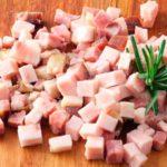Pipoca com Bacon