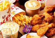 Promoção KFC