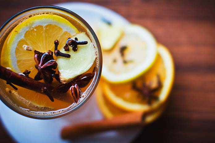 Bebidas de festa junina com álcool