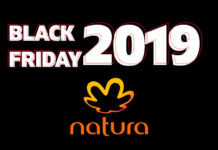 Black Friday Natura 2019