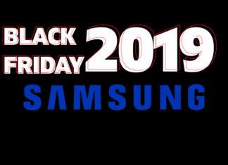 Black Friday Samsung 2019