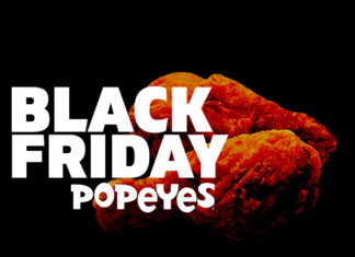 Black Friday Popeyes