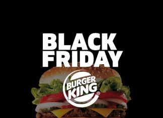 Black Friday Burger King