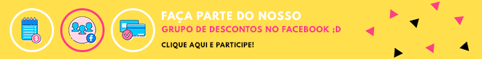 Banner do Grupo de Compras do TPM no Facebook