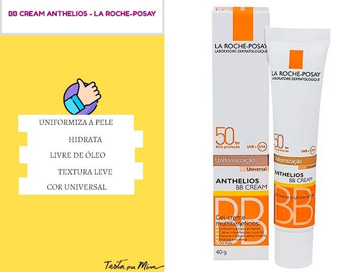 BB Cream Anthelios La Roche-Posay