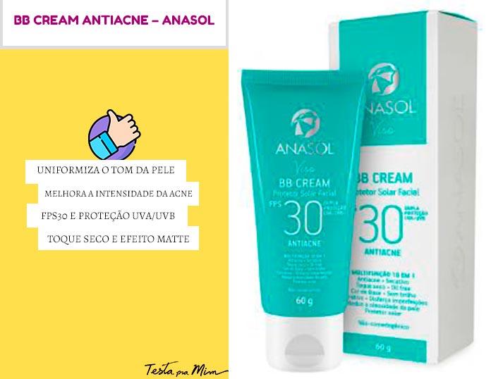 BB Cream Antiacne Anasol