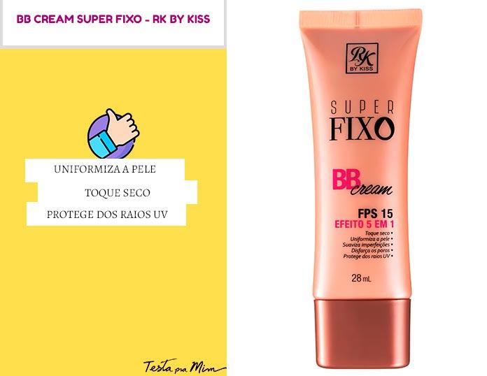 BB Cream Super Fixo RK by KISS
