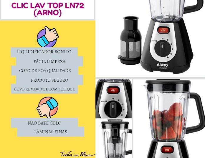 Clic Lav Top LN72 (Arno)