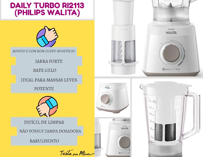 Daily Turbo RI2113 (Philips Walita)