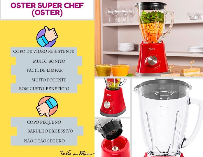 Oster Super Chef (Oster)