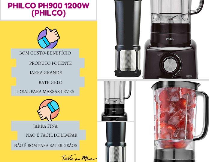 Philco PH900 1200W (Philco)