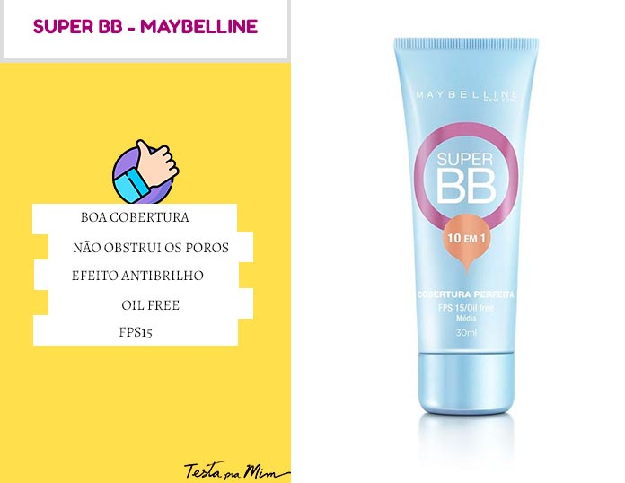 Super BB Maybelline