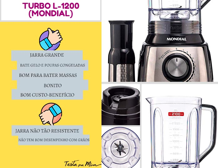 Turbo L-1200 (Mondial)