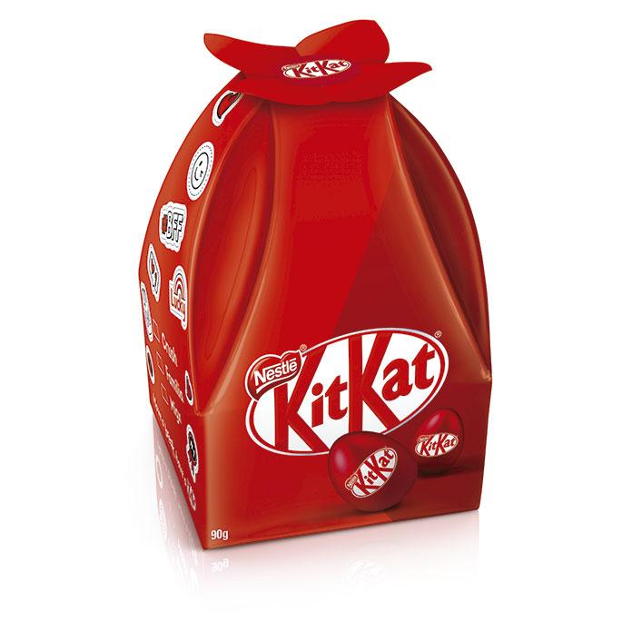 Mini Ovos KitKat