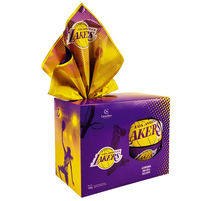 Ovo Choco Esportes NBA Los Angeles Lakers (160g)