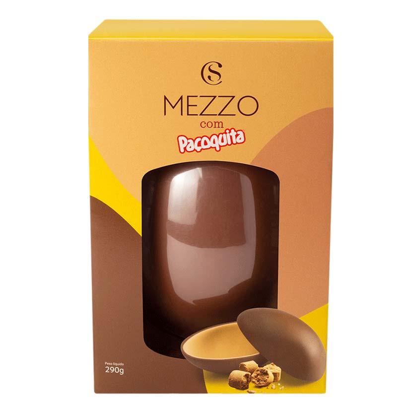 Ovo Mezzo com Paçoquita (290g)