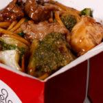 Cardápio China in Box