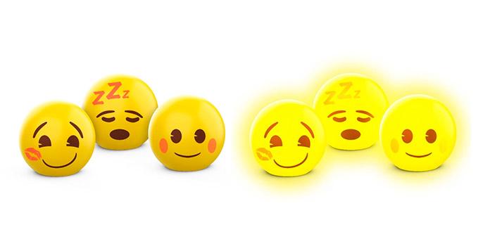 Luminárias Emoji Delicce