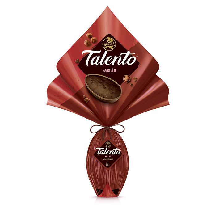Ovo Talento Avelãs Garoto 350g