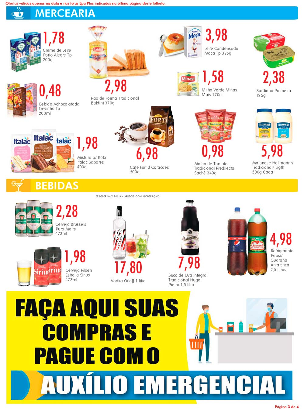 Folheto Epa Alfenas 30/07/20 03