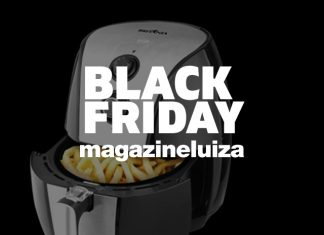 Black Friday Magazine Luiza