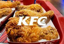 Promoções do KFC