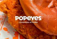 Promoções do Popeyes