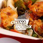 Promoções da China in Box